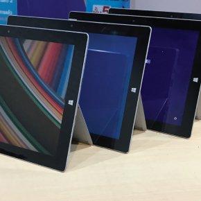 เปลี่ยนพอร์ตชาร์จ Surface 3