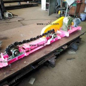 Drive unit for overhead chain conveyor