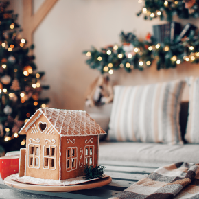 31 Amazing Gingerbread House Ideas
