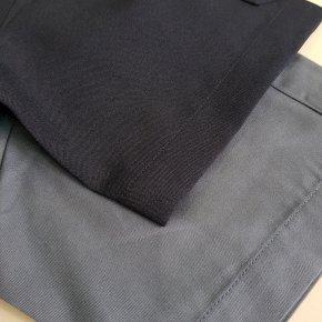 เสื้อช็อปผ้าเนื้อมัน(สแปนเนช) และผ้าเนื้อด้าน(คอมทวิว)