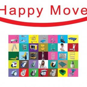 CÁC DÒNG BÁNH XE TẠI HAPPY MOVE
