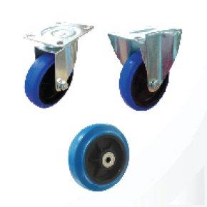 Lắp đặt và sử dụng bánh xe đẩy hàng