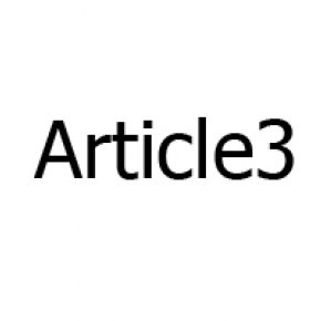 Article3