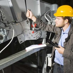 Maintenance of the pneumatic system