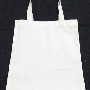 ถุงผ้าดิบหูหิ้วไม่มีก้น กระเป๋าผ้าดิบหูหิ้วขนาด 10x12 นิ้ว
