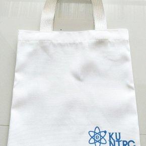 กระเป๋าผ้าหูหิ้วไม่มีก้น 14x16นิ้ว ใบละ 30 บาท