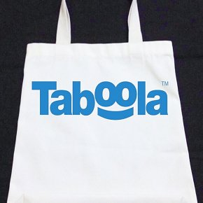 กระเป๋าผ้าหูหิ้วไม่มีก้น 12x14นิ้ว ใบละ 26 บาท