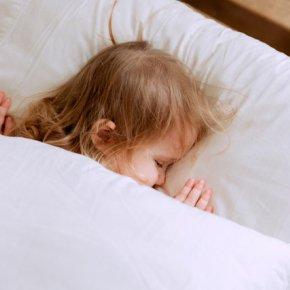 นอนกรนในเด็ก..... เมื่อลูกรักอาจหยุดหายใจ
