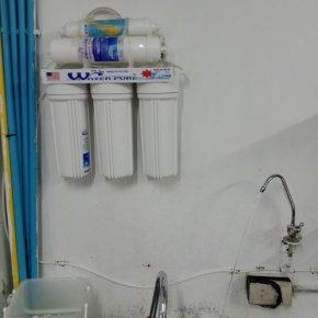 บริการออกแบบติดตั้งเครื่องกรองน้ำทุกรุ่น