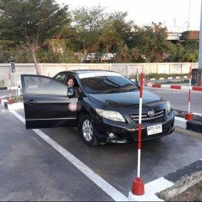 บริการรับ-ส่ง เรียนขับรถ+สอบใบขับขี่ ฟรี