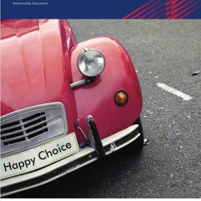 ประกันภัยรถยนต์ประเภท 1 Happy Choice สำหรับรถยนต์ 11 – 20 ปี