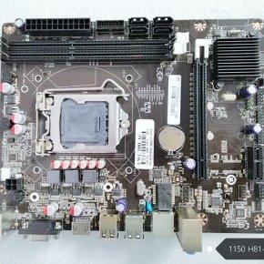 Mianboard 1150 H81-AC ลงวินโดว์ไม่ได้ หรือมีอาการภาพลาย