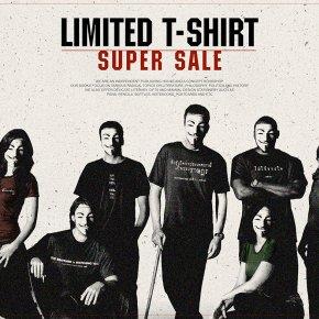 T-Shirt SALE | เสื่อรวมมาให้ครบ จบทุกแบบ เท่ทุกลาย