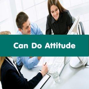 หลักสูตร Can Do Attitude!!!! (อบรม 16 เม.ย. 64)