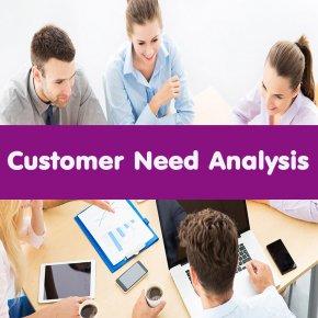 หลักสูตร Customer Need Analysis (อบรม 2 ก.ย.64)