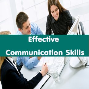 Online Training Effective Communication Skills (อบรม 20 ม.ค.64)