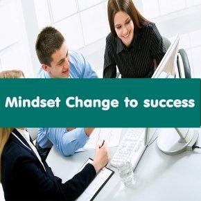 หลักสูตร Mindset Change to success (อบรม 8 มิ.ย.64)