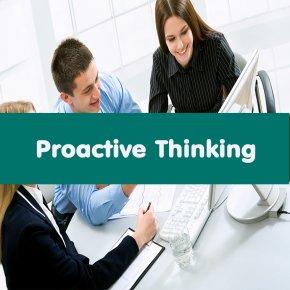 หลักสูตร PROACTIVE THINKING (อบรม 12 เม.ย.64)