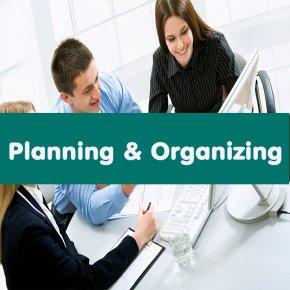หลักสูตร Planning & Organizing (อบรม 5 ม.ค.64)