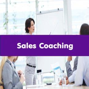หลักสูตร  Sales Coaching (อบรม 22 ก.พ. 64)