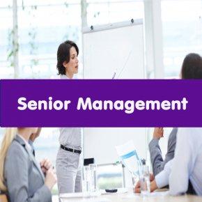 หลักสูตร Senior Management (อบรม 3 ธ.ค.64)