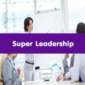 หลักสูตร Super Leadership (อบรม 20 ม.ค.64)