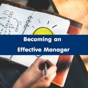 """หลักสูตร """"Becoming an Effective Manager"""""""