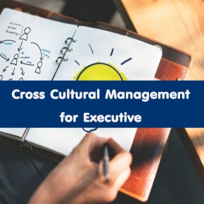 หลักสูตร Cross Cultural Management for Executive การบริหารงานในองค์กรที่มีความแตกต่างทางวัฒนธรรมสำหรับผู้บริหาร_อ.ปิยะธิดา