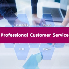 หลักสูตร Professional Customer Service