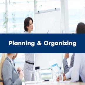 หลักสูตร Planning & Organizing
