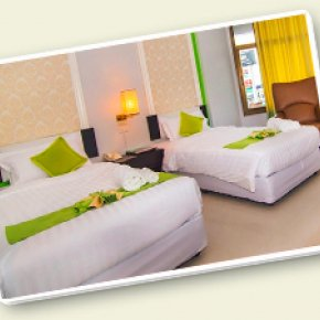 Superior Room : Single bed / Double bed