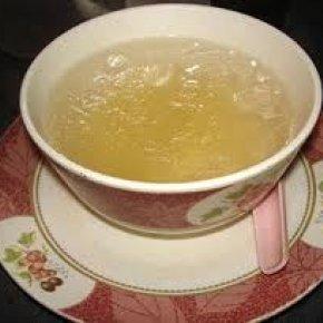 ซุปรังนกผักโขม
