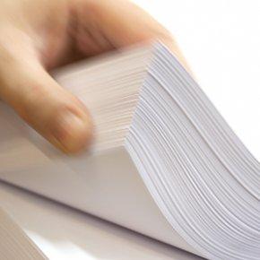 กระดาษในงานพิมพ์ เรื่องง่ายๆ ที่ควรต้องรู้