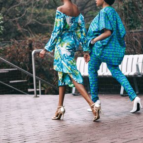 Be Perfect! Choose the right printed fabric for your body shape