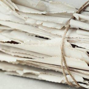ถุงกระดาษรีไซเคิล
