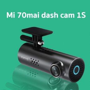 รีวิว Xiaomi 70mai Dash Cam 1S กล้องติดรถยนต์ไซส์เล็ก สเปคแรง ราคาไม่แพง มี WIFI พร้อมระบบสั่งงานด้วยเสียง Voice Control