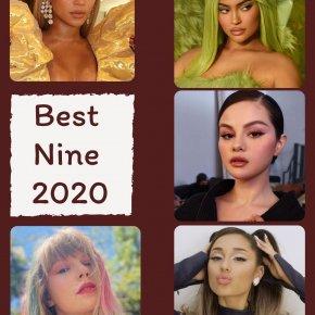 Best Nine 2020 ภาพที่มียอดไลค์สูงสุดใน Instagram ของ 5 ซุปตาร์ตัวแม่