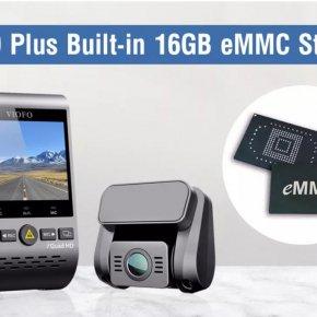 กล้องติดรถยนต์ A129 Plus built-in 16GB eMMC Storage กล้องติดรถปี 2021 ที่มาพร้อมหน่วยความจำภายใน และฟังก์ชั่นอัจฉริยะ