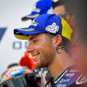 อิเนีย บาสเตียนินี สุดปลื้มโพเดียมแรกใน MotoGP มันพิเศษมาก