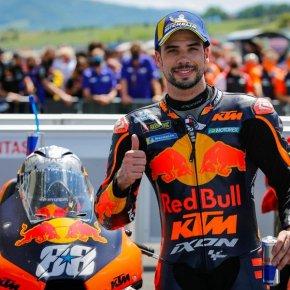 KTM สนามแรกมาแล้ว! 'มิเกล โอลิเวรา' คว้าชัย Catalan Grand Prix 2021