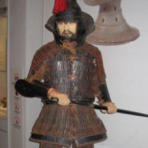 รวมรูปเสื้อเกราะนักรบจีนโบราณ