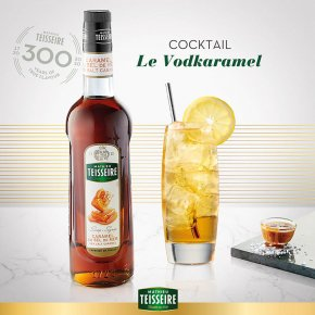 """""""Le Vodkaramel"""" Cocktail"""