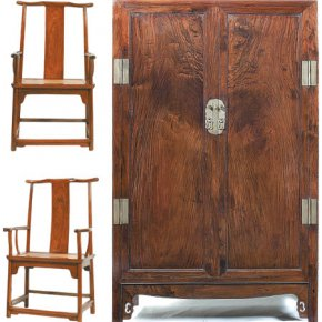 A Short Guide to Wood Materials in Chinese Furniture