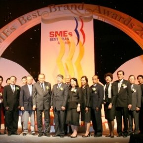 Obtained honorable mention at SMEs Best Brand Award 2007