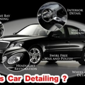 คาร์ ดีเทลลิ่ง คืออะไร :  What is Car Detailing ?