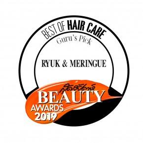 การันตีสินค้าด้วยรางวัล Best of Hair Care 2019