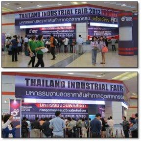 Thailand Industrial Fair 2012