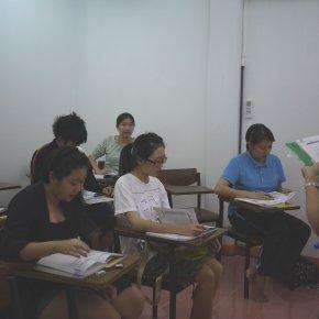 หลักสูตรเรียนภาษาจีนขั้นต้น Chinese for Beginners  (5 ระดับ รวม 100 ชั่วโมง)