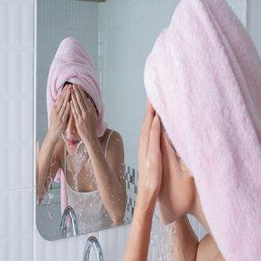 เคล็ดลับการล้างหน้าให้สะอาดของคนที่มีผิวแห้ง