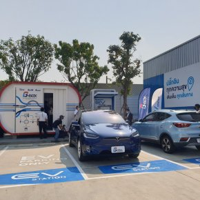 EV Fast Charger and Battery Energy Storage System